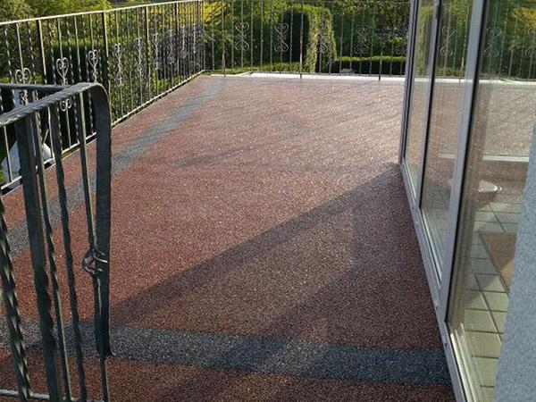 Balkon- und Fussbodenbeschichtung