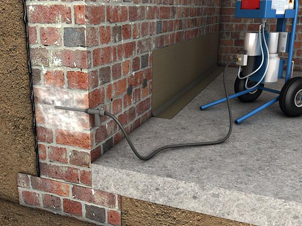Keller- & Mauerwerkssanierung