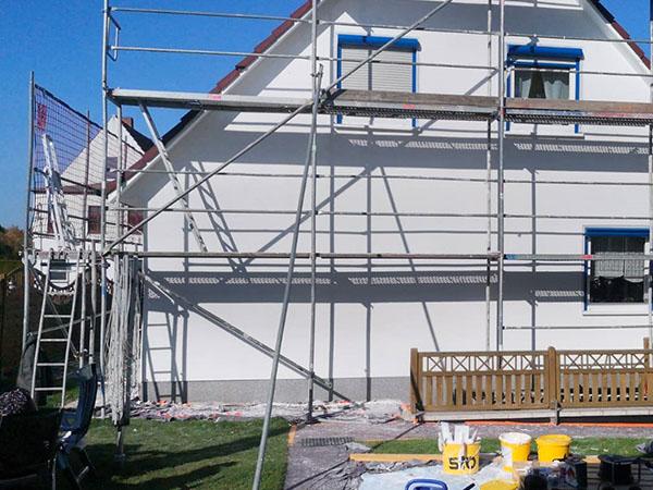 Stuckateur & Malerarbeiten, Wärmedämm-Verbundsysteme, Raum- & Fassadengestaltung